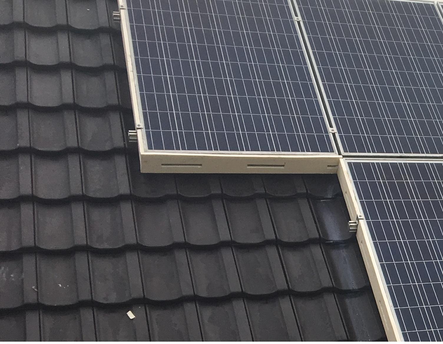 Vogelschutz für Photovoltaikanlagen
